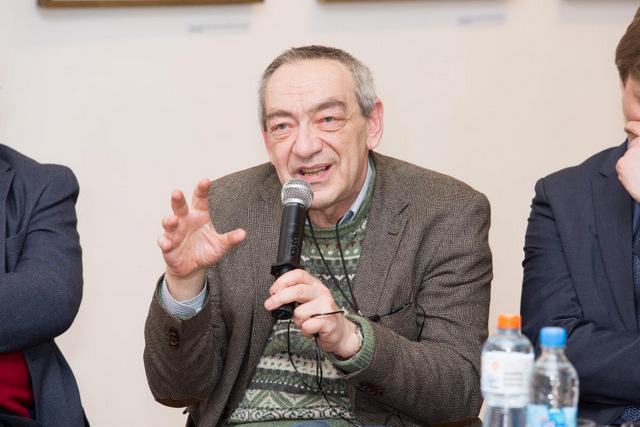 член Правления Международного Мемориала Александр Даниэль