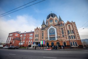 В Калининграде восстановили синагогу, разгромленную нацистами 80 лет назад.